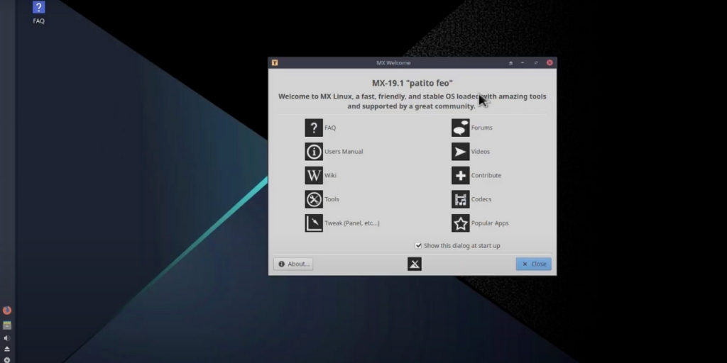 MX Linux and Windows 10 Complete installation