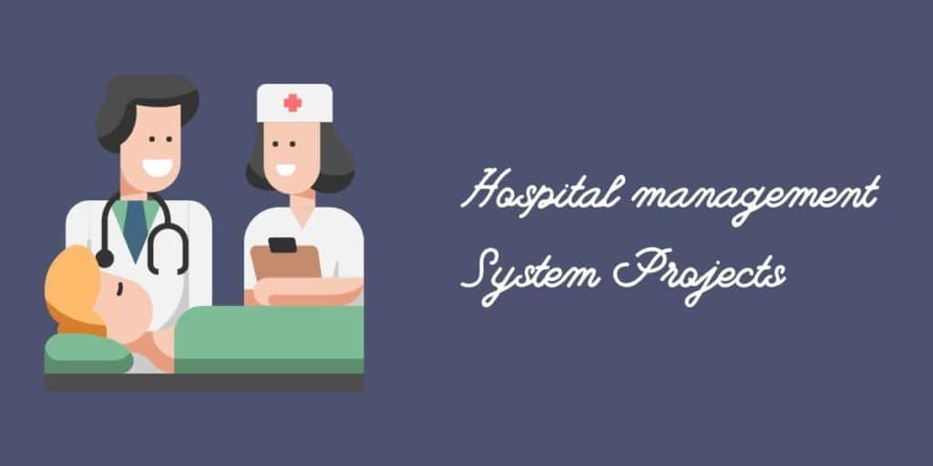 hospital management system projects