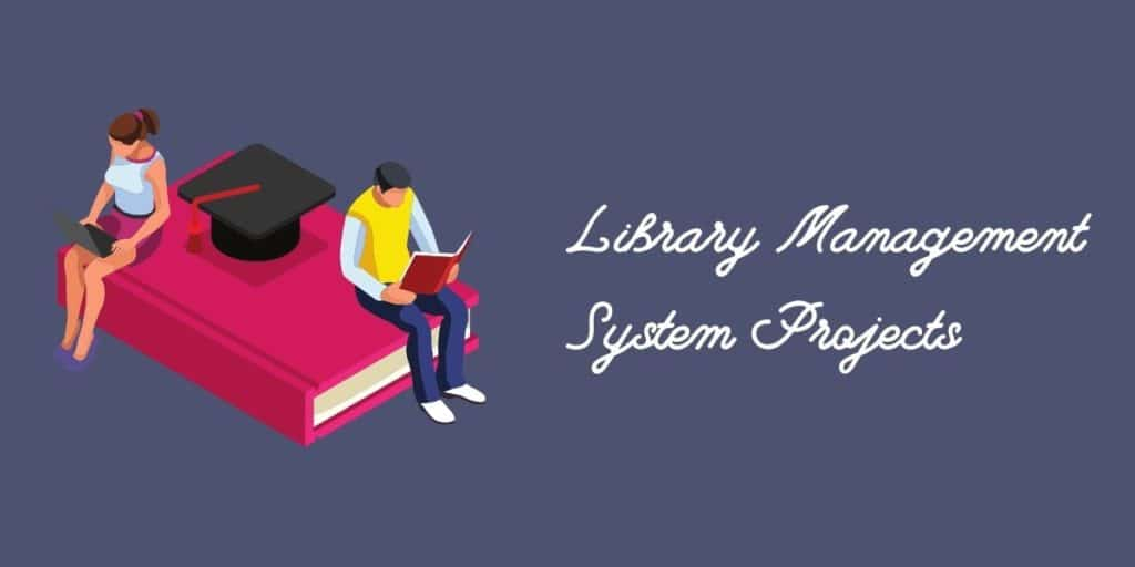 library management system projects