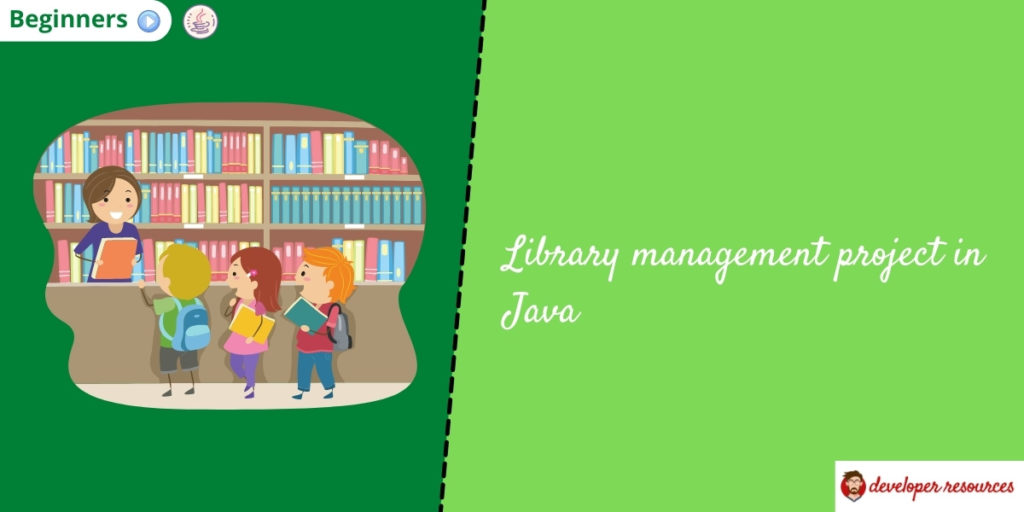 library management project system in java