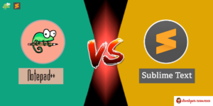 notepad++ vs sublime text better code editor for programmers