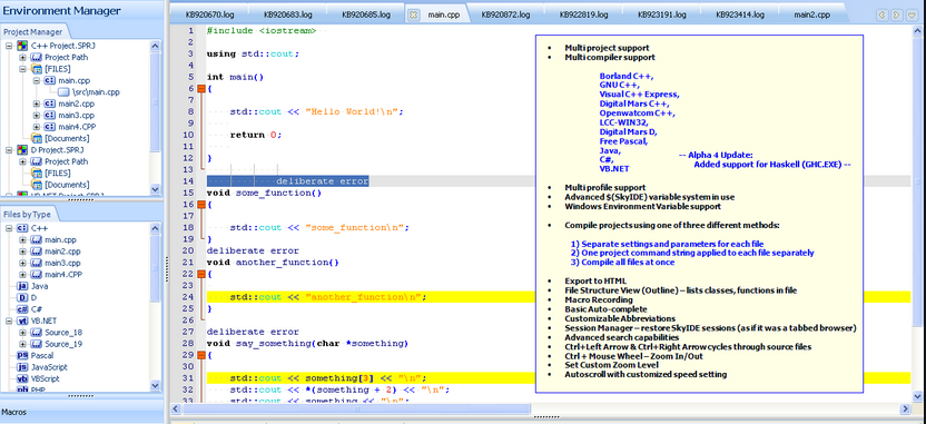 image 35 - 11 Offline and Online C++ Compilers to Use Anywhere