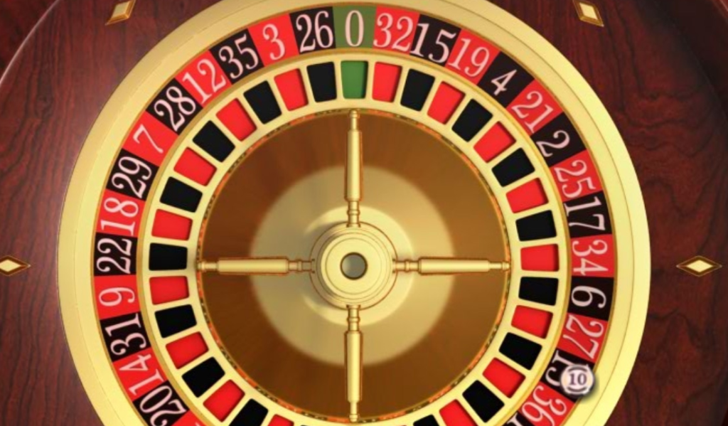 HTML5 3D Roulette game template