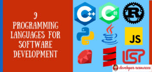 9 Best Programming Languages For Software Development 1 - Home page