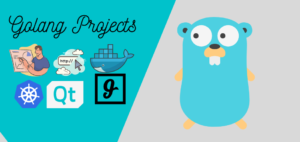 Golang Projects - Home page