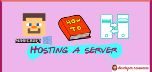 How To Host A Minecraft Windows 10 Server - Home page