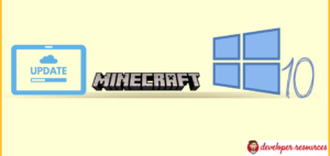 How To Update Minecraft Windows 10 - Home page