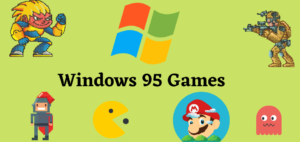 Windows 95 Games - Home page