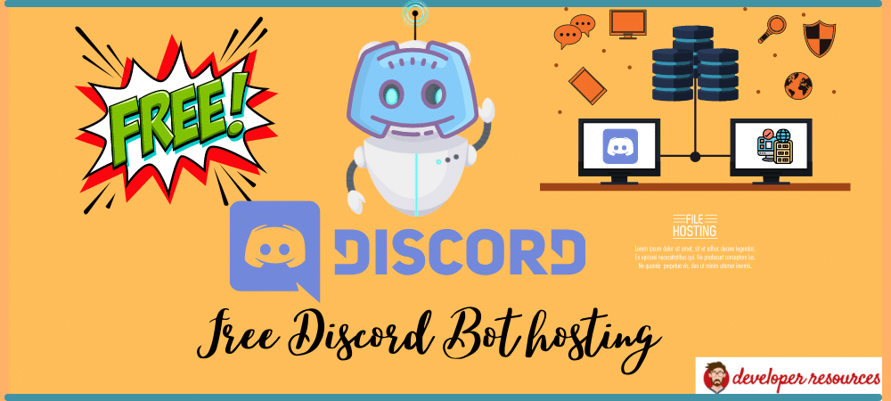 Free Discord Bot hosting - WAYS TO GET free discord bot hosting– STEP BY STEP GUIDE