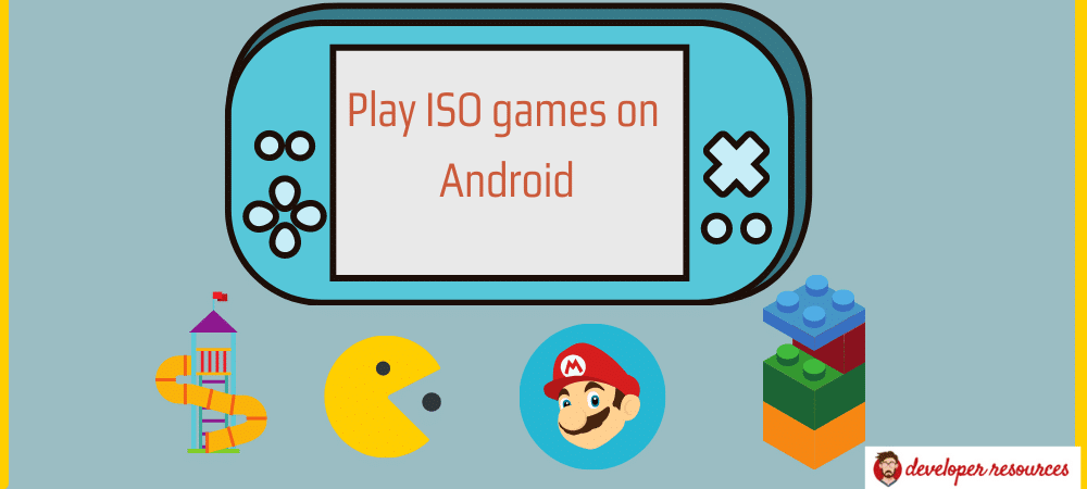 Play ISO games on Android - How to play ISO games on android or PC?
