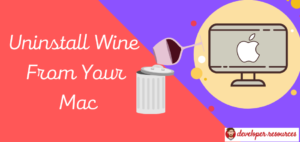 Uninstall Wine From Your Mac - Home page