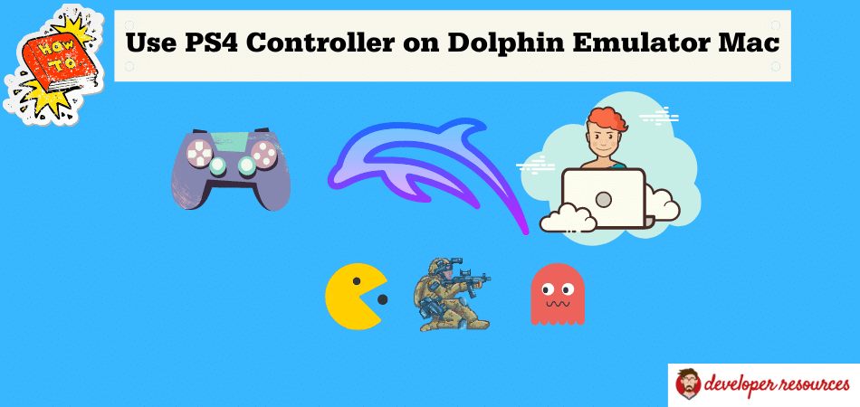 Use PS4 Controller on Dolphin Emulator Mac - How to Use PS4 Controller on Dolphin Emulator Mac