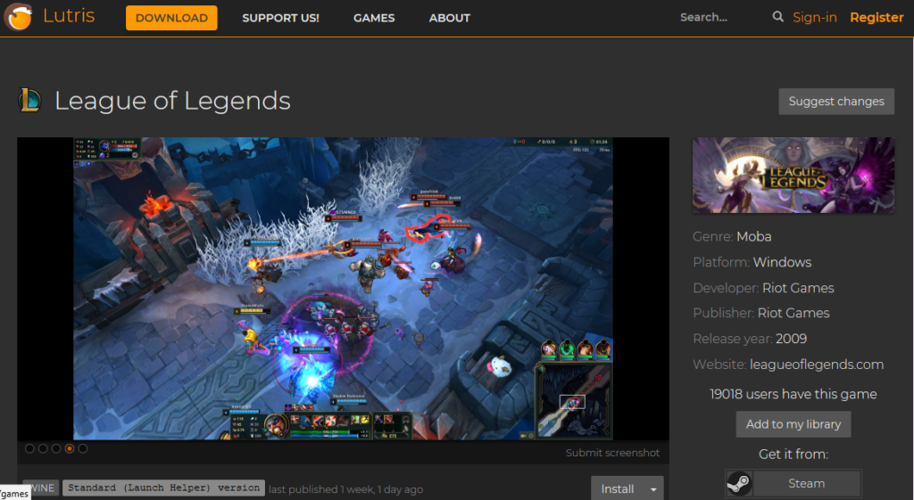 image 102 - How to Install League of Legends on Linux