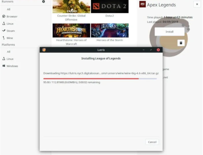 image 103 - How to Install League of Legends on Linux