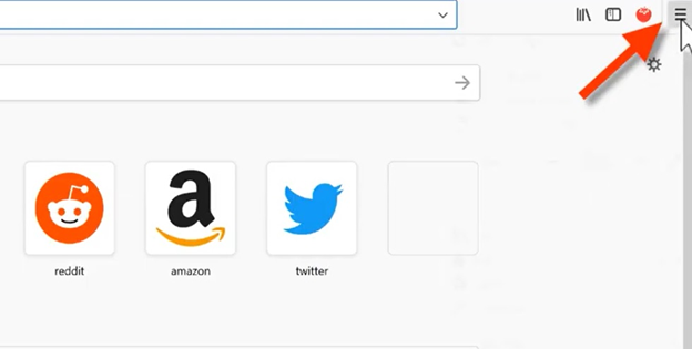 Steps to disable firefox extension