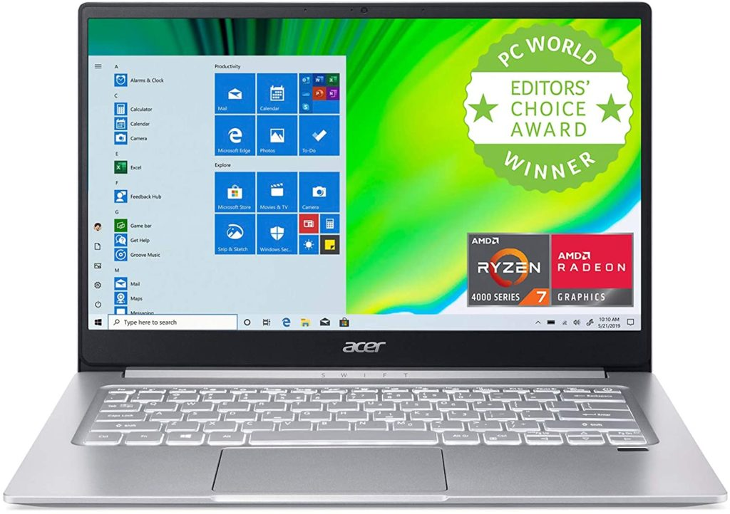 71W5ZdSsEL. AC SL1500 - Top 5 best budget laptops for programming To Get in 2021 – REVIEWED