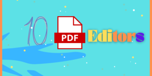 Best Open Source PDF Editors - Home page