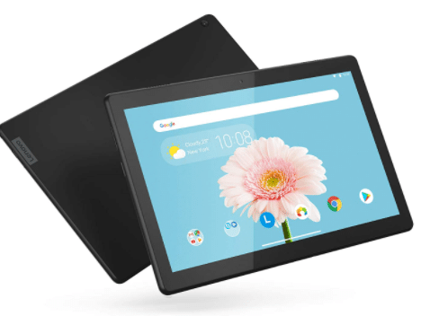 Lenovo Tab M10 - Best android tablet for reading books