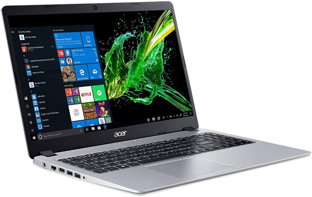 Acer programming laptop for students