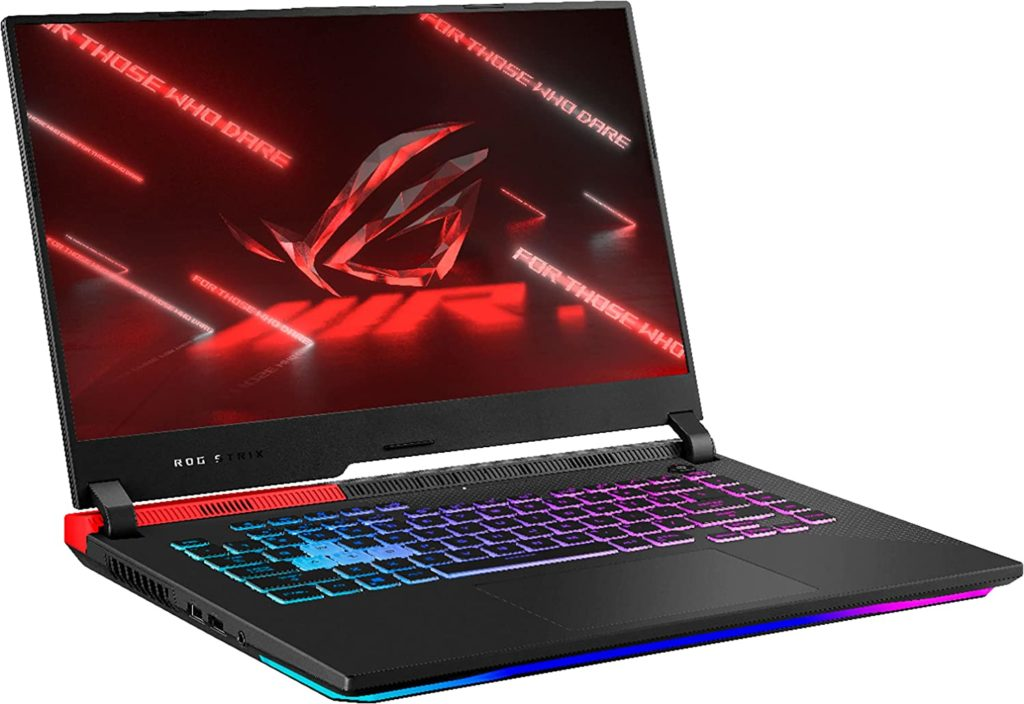Asus ROG Strix G15 Advantage Edition - Best 15-inch Laptops 2021- for programmer students and gamers