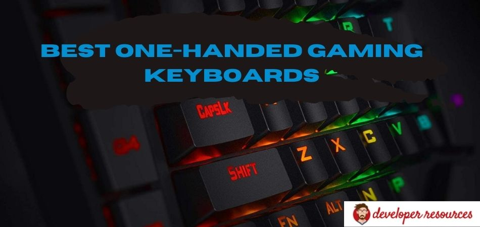 Best One Handed Gaming Keyboards - Best one-handed Gaming keyboards of 2021