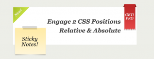 jQuery CSS Position Stickers